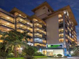 Holiday Inn Express Haikou West Coast, an IHG hotel, отель в Хайкоу