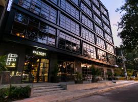 Factory Lofts, hotel cerca de Teatro Metropolitano de Medellin, Medellín