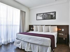Flat Pampulha Apto 213, apartamento em Belo Horizonte