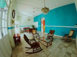 Casa Lool Beh, hotel near Merida Bus Station, Mérida