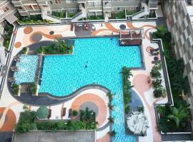 Apartemen Sudirman Park By Syaiful, apartment in Jakarta