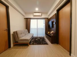 MG Suites 2 Bedroom Apartment Semarang, apartment in Semarang