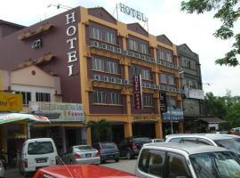 Linkway Hotel, hotel in Nusajaya