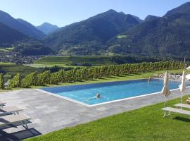 Hotel Pacherhof, hotell i Brixen