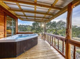 Mesquite Ridge, vacation rental in Fredericksburg