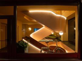 OMAMA Hotel, hotel ad Aosta