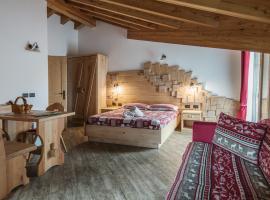 Agriturismo Dalla Natura la Salute, vacation rental in Giustino