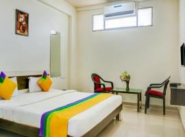 Treebo Trip Hotel Sai International, hotel in Latur