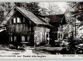 Forsthaus Wartenfels, Hotel in der Nähe von: Kapuzinerberg und Kapuzinerkloster, Thalgau