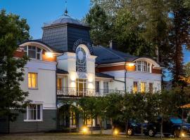 Hotel Violeta – hotel w pobliżu miejsca Centrum rekreacyjne AQUA w Druskienikach w Druskienikach