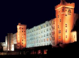 Norbreck Castle Hotel & Spa, accessible hotel in Blackpool