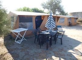Oh! Campings La Brise, camping à Saintes-Maries-de-la-Mer