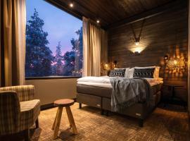 Lapland Hotels Sky Ounasvaara, hotelli Rovaniemellä