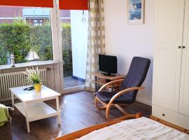 Appartementhaus Martel, Ferienwohnung in Travemünde