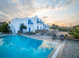 Vienoula's Garden Hotel, hotel in zona Aeroporto di Mykonos - JMK, Città di Mykonos