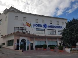 Hotel MM Antequera, hotel en Antequera