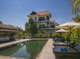 Channy Appartments, hotel in Siem Reap