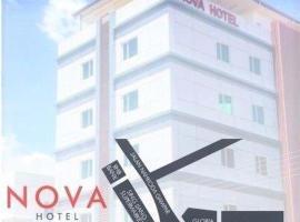 Nova Hotel Miri, hotel in Miri