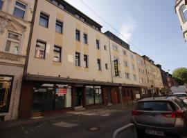 City Lounge Hotel Oberhausen, hotel in Oberhausen