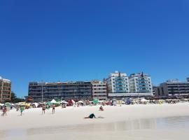 Kaylane cobertura duplex a 20 mts praia do forte, pet-friendly hotel in Cabo Frio
