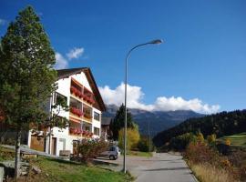 Marlotscha, hotel in Savognin