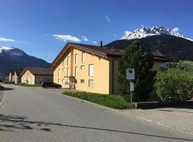 Casa a Sulegl, hotel in Savognin