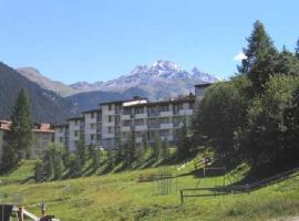Reisport 14, hotel in Savognin