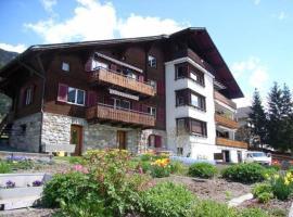 Chalet Rezia, hotel in Savognin