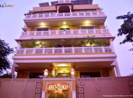 Jeenmount Hotel & Resort, hotel near Birla Mandir Temple, Jaipur, Jaipur