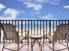Beach Quarters Daytona, hotel in Daytona Beach Shores, Daytona Beach Shores