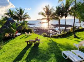 Vista Coiba Villas & Restaurant, hotel en Santa Catalina
