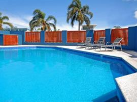 East Port Motor Inn, accommodation in Port Macquarie