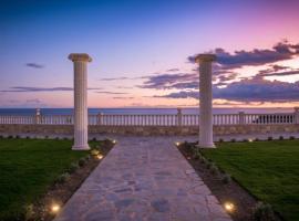 Villa Kastello Kalliste, Wine Dark Sea Villas, hotel in Ferma