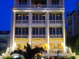 Conny's Hotel (Adult Only) +18, отель в Сиде