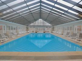 AC Tourisme Le Touquet - Appartements avec piscine et tennis, hotel near Le Touquet Airport - LTQ,