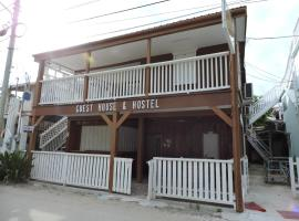 Wild Panther's Guest House & Hostel, hotel in Caye Caulker