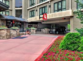 Hotel 43 Boise, boutique hotel in Boise