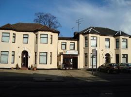 Best Inn Hotel, hotel en Ilford