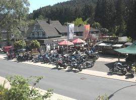 Land-Hotel Mühlengrund, accessible hotel in Winterberg