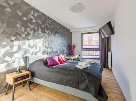 Loft Apartments, feriebolig i Gdańsk