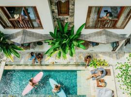 Ola Ola Lombok, beach hotel in Selong Belanak