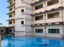 AA Pattaya Ville, hotel in Pattaya