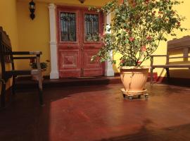 Casablanca, guest house in Lima