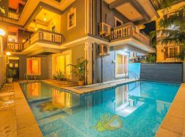 FabHotel Royal Mirage, отель в Кандолиме