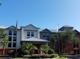 Holiday Inn Express Hotel & Suites Jacksonville-South, hotel in Jacksonville