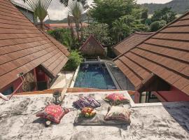 Villa Initio, haustierfreundliches Hotel in Ko Samui