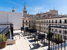 Welldone Cathedral Suites, self-catering accommodation in Seville