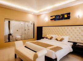 Krishna Beach Resort & Spa, hotel in Colva