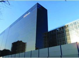 Hilton Rome Eur La Lama, hotel near EUR Magliana Metro Station, Rome