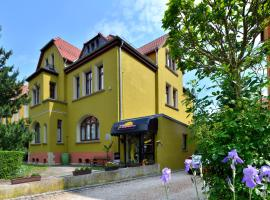 Liebetrau Apartment, Hotel in Gotha